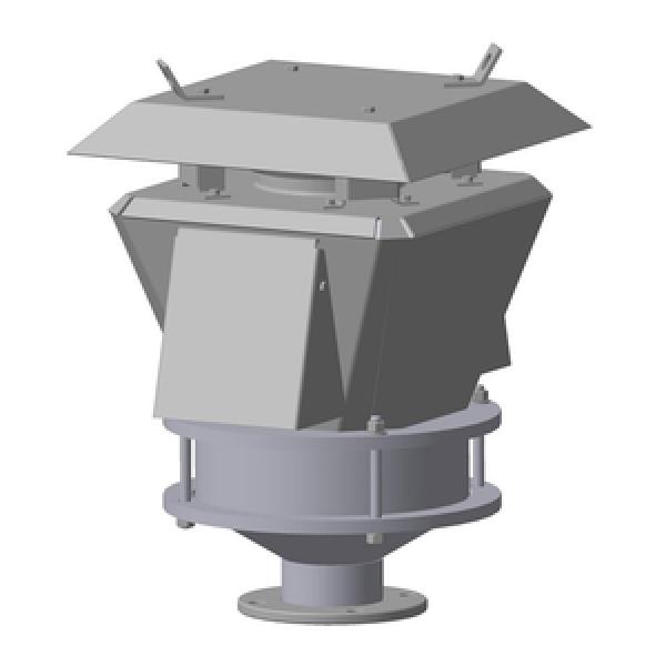 Клапаны дыхательные КДС2-1500 и КДС2-3000