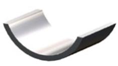 Опоры стальные подвижные (ОПБ1)