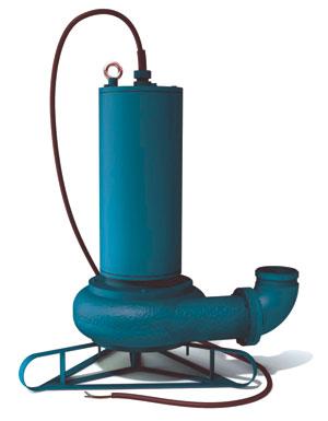 Насосы дренажные для загрязненных вод типа ЦМК