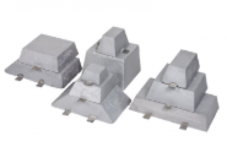 Протекторы алюминиевые П-КОА, П-ПОА, П-ККА, П-КЛА